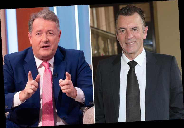 Piers Morgan hints at TV comeback as he's backed by Dragon's Den pal Duncan Bannatyne after quitting GMB