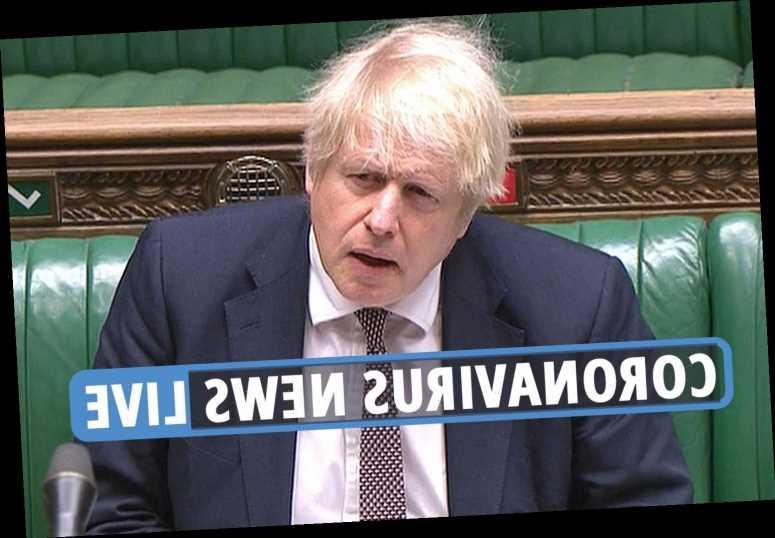 Coronavirus UK news update – Kids 'to get vaccines from August' as Boris Johnson says 'greed' is behind UK's jab success