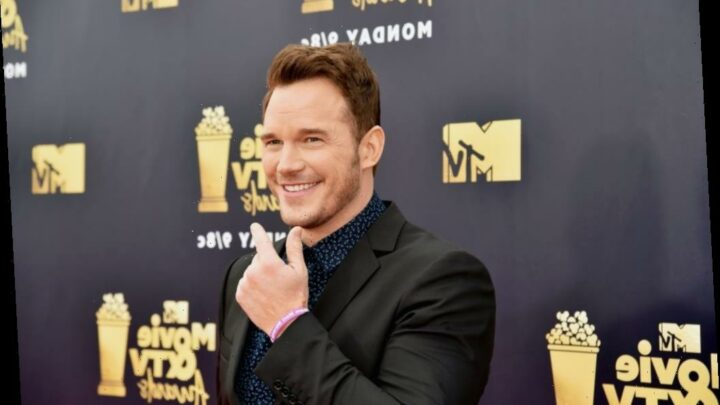 Chris Pratt Can't Stop Talking About His 'Tiny' Nipples