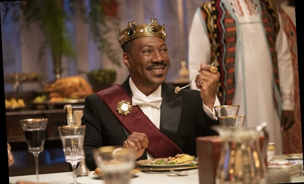 'Coming 2 America' Had to Cut 1 Joke Because an Old Star Couldn't Return