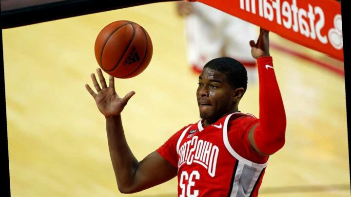 Ohio State's E.J. Liddell receives 'vile' threats after  loss to Oral Roberts