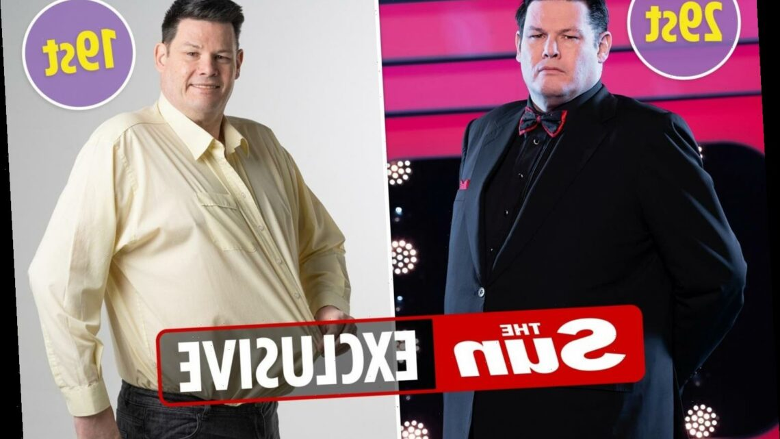 The Chase favourite Mark 'The Beast' Labbett loses a staggering 10 STONE and is lightest he's been for 25 years