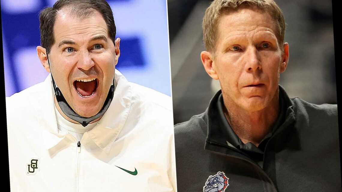 March Madness: Gonzaga, Baylor clearly best two teams left