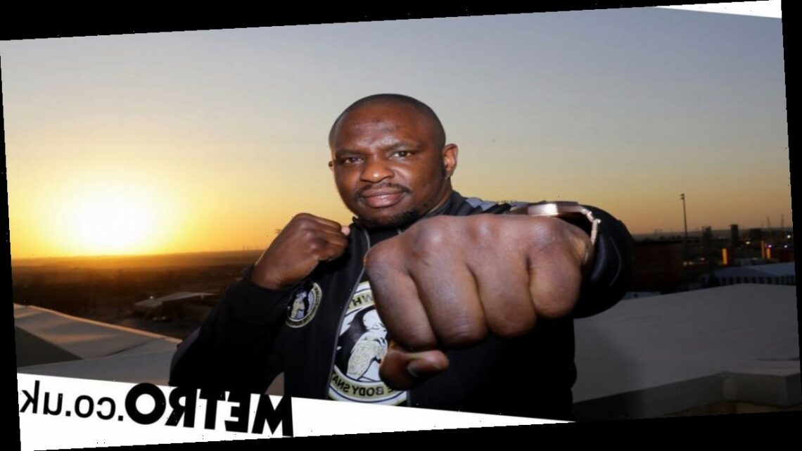 Dillian Whyte speaks out on his frustrations with Alexander Povetkin