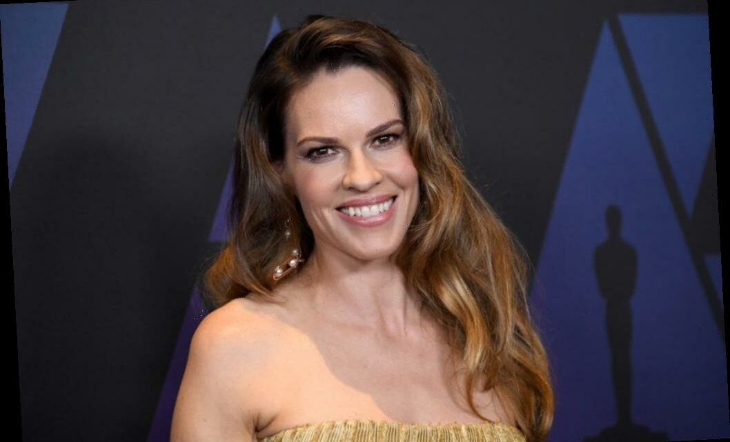 Hilary Swank Confessed She Regrets Her Decision to Drop Out of School