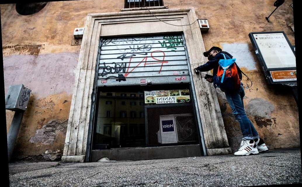 Italy headed back to lockdown amid COVID spike
