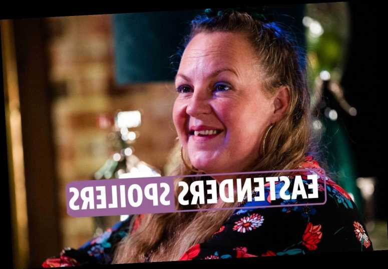 EastEnders spoilers: Serial killer Lucas Johnson targets Karen Taylor as he pretends to be someone else on their date