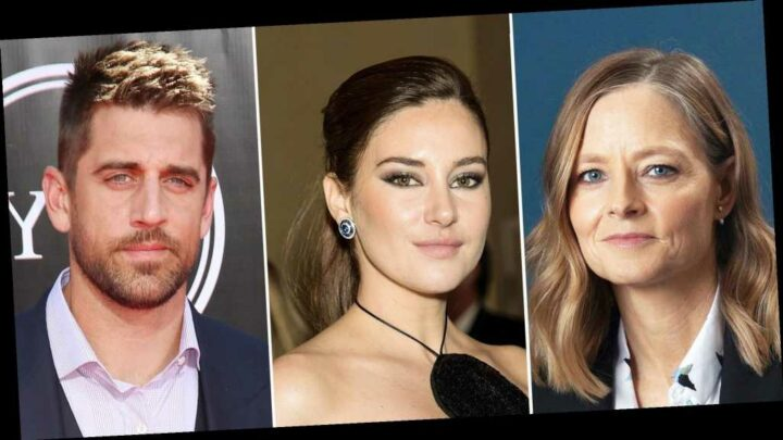 Did Jodie Foster Set Up Shailene Woodley With Aaron Rodgers? She Says …