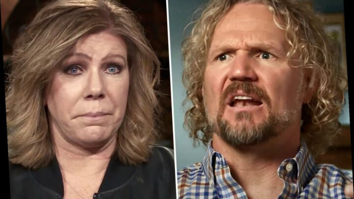 Sister Wives' Meri Brown admits she's 'really lonely' as husband Kody 'rarely visits' after the couple 'quit dating'