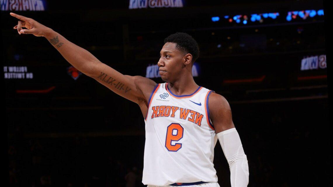 Knicks' RJ Barrett proving that 'crazy' rookie voters blew it