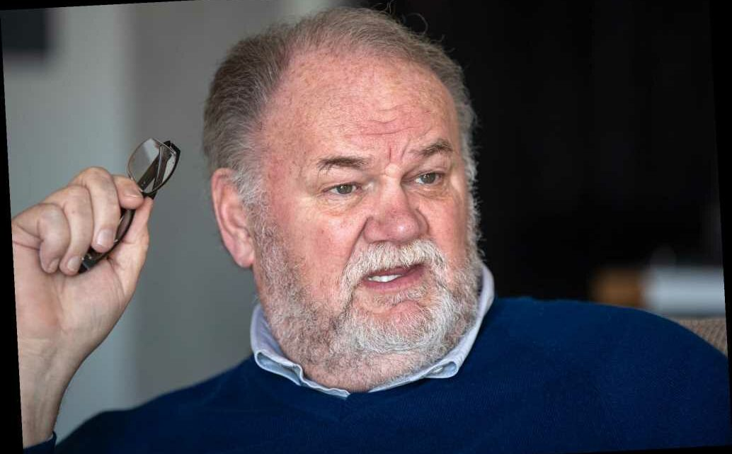Meghan Markle's dad is set to speak out Tuesday