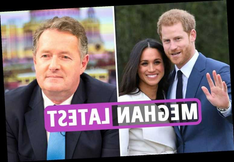 Meghan Markle latest news – Prince Harry 'unhappy with self-serving Duchess who shredded family', Piers Morgan suggests
