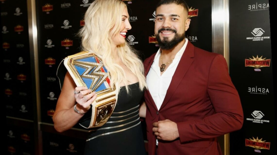 WWE star Andrade, who is engaged to Charlotte Flair, 'requests release' from contract with Vince McMahon's company
