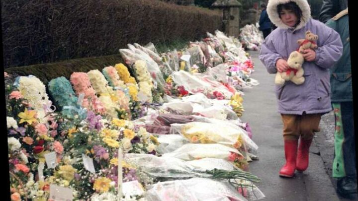 What was the Dunblane massacre Snowdrop campaign?