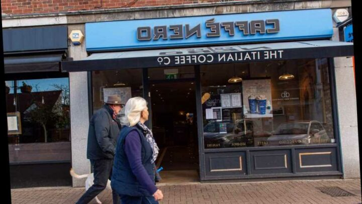 Caffe Nero staff admit switching sell-by dates on gone-off food to sell to customers