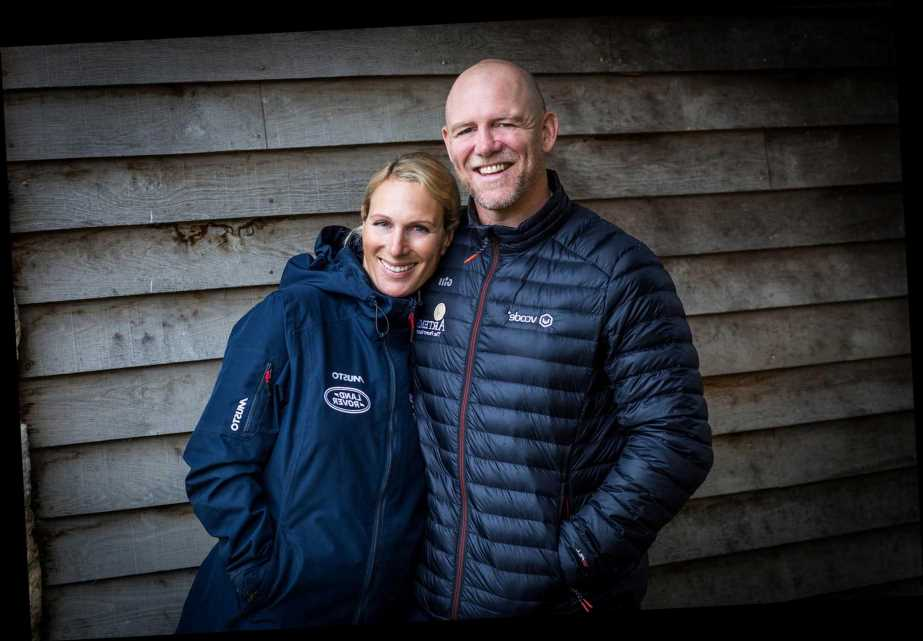 When did Zara Tindall give birth to her third baby?