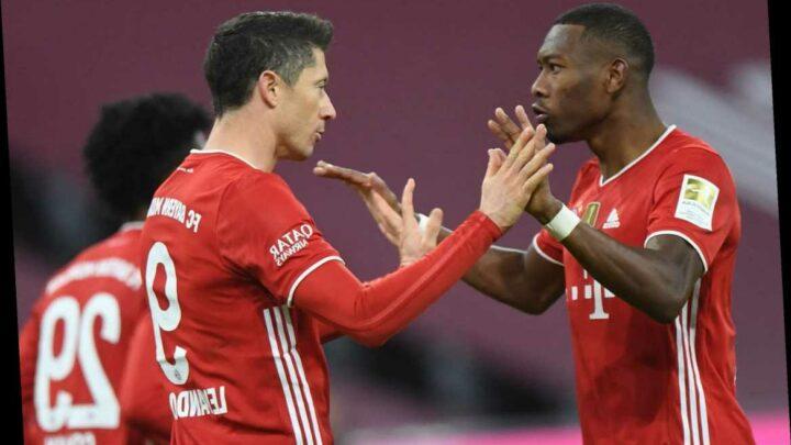 Bayern Munich vs Lazio: Live stream FREE, TV channel, kick-off time and team news for Champions League clash TONIGHT