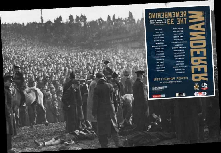 Bolton remember the 33 victims of Burnden disaster on 75th anniversary of stadium tragedy – they must never be forgotten