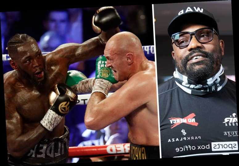 Deontay Wilder set to earn £60m for Tyson Fury fight and is 'biding his time' for trilogy bout, says Chisora