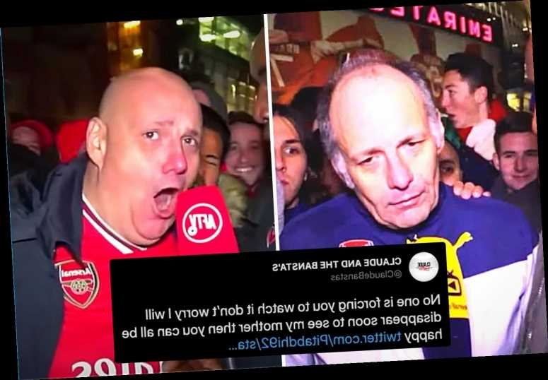 Claude Callegari dead at 58: Haunting post emerges from Arsenal Fan TV favourite about 'disappearing to see mother'