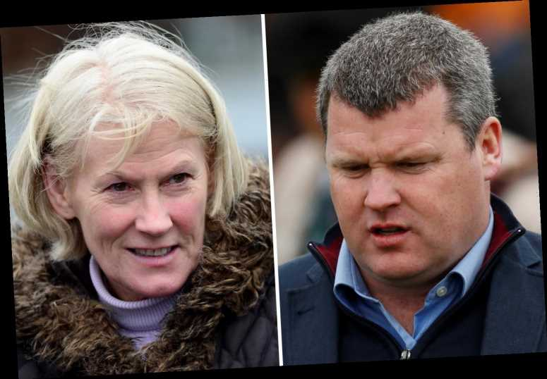 Gordon Elliott forced to delete line of statement announcing Denise 'Sneezy' Foster is taking his licence amid backlash