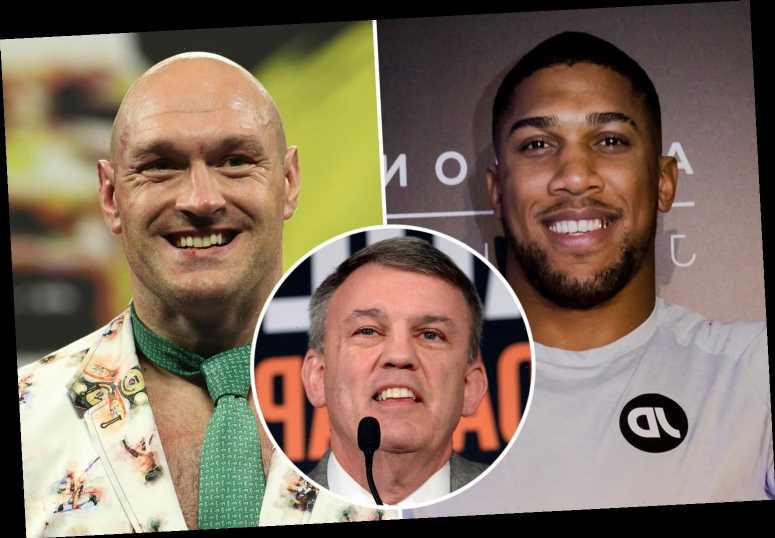 Mike Tyson's ex-coach tips Anthony Joshua to have a 'blackout' against Tyson Fury and be stopped in £500m showdown