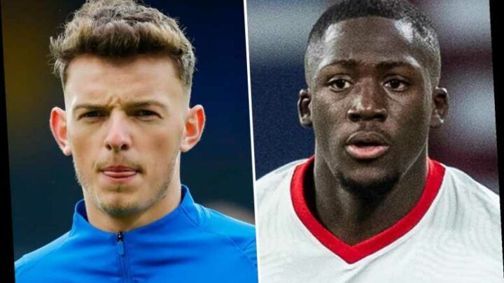 Five defenders to transform Liverpool's defence including RB Leipzig ace Ibrahima Konate and Brighton's Ben White