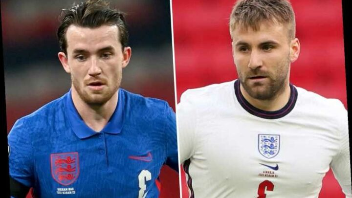 Man Utd's Luke Shaw 'just pipping' Ben Chilwell to England starting spot, says Chelsea legend Ashley Cole