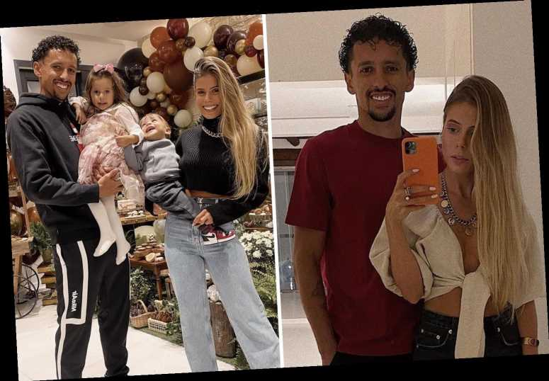 PSG star Marquinhos' wife confirms his parents are OK after break-in at their Paris home as police open investigation