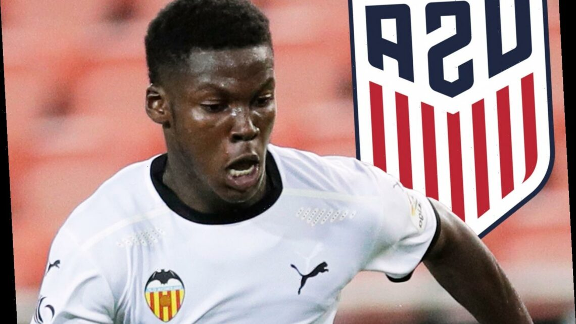 Ex-Arsenal academy star Yunus Musah snubs England to play for USA after 18-year-old impresses at Valencia this season