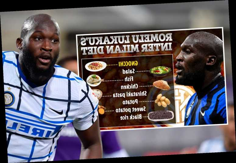 Romelu Lukaku's incredible Mediterranean diet which has made him Inter Milan superstar including two plates of gnocchi