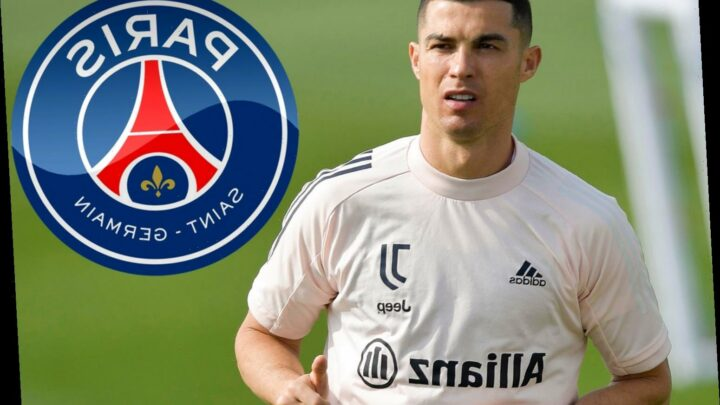 PSG 'set to launch Cristiano Ronaldo transfer swoop if they fail to land Lionel Messi and Kylian Mbappe leaves'