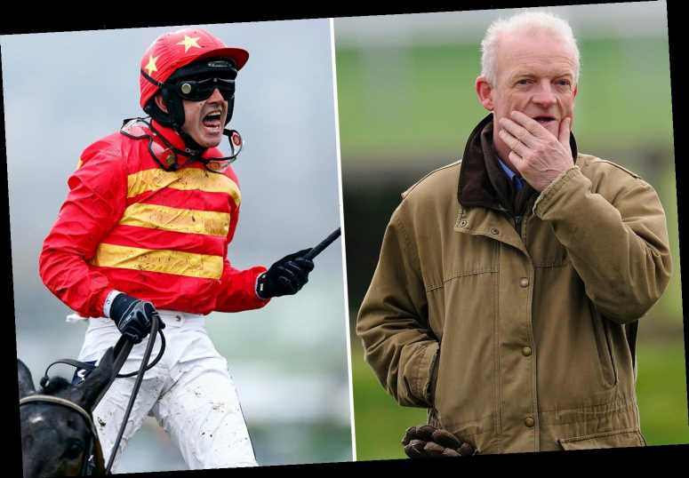 Ruby Walsh reveals what it's really like to ride at the Cheltenham Festival for maestro Willie Mullins