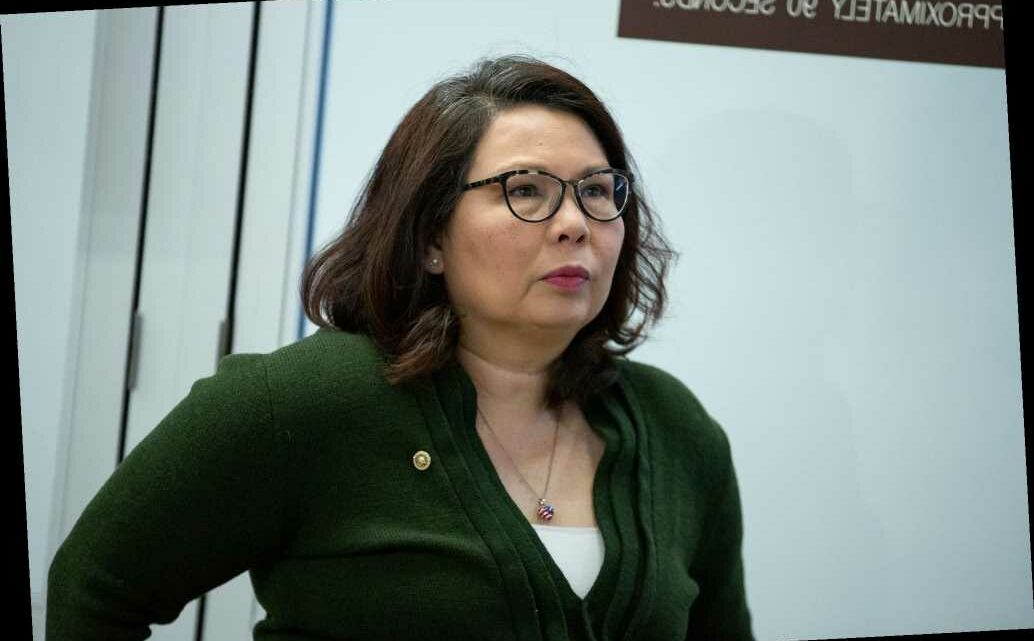 Democratic Sen. Tammy Duckworth vows to stall Biden nominees over lack of Asians