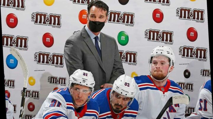 Entire Rangers coaching staff missing Flyers game due to COVID-19 issue