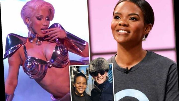 Candace Owens vows she'll follow through on Cardi B lawsuit over 'false tweets about her husband'