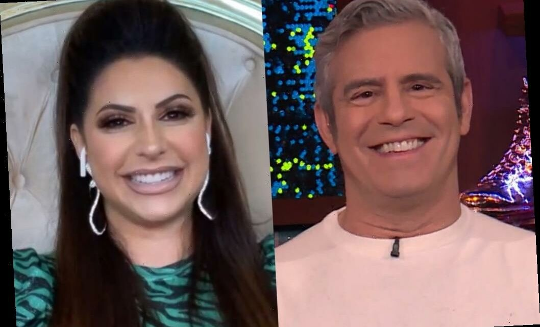 'RHONJ': Andy Cohen Shades Jennifer Aydin's House and Reveals How He Really Feels About Her