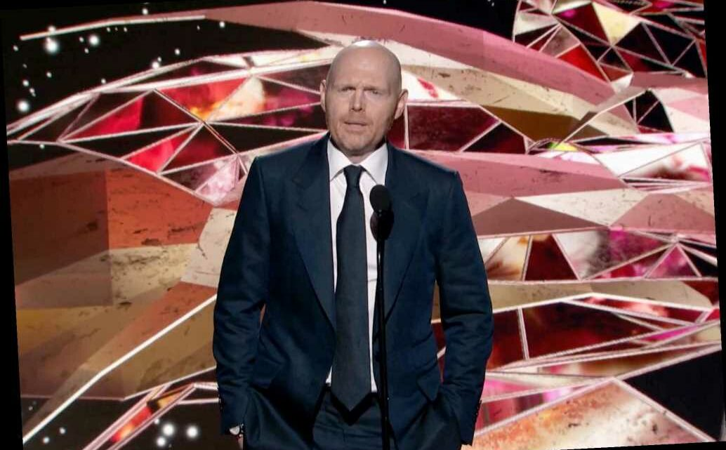 Bill Burr in hot water with feminists over Grammys joke, as he predicted