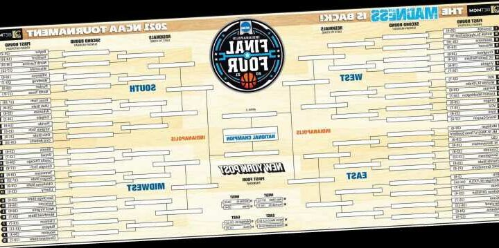 Printable NCAA bracket: The complete 2021 March Madness field