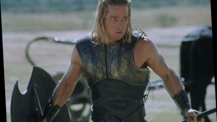 The Workout That Got Brad Pitt in God-Like Shape for Troy