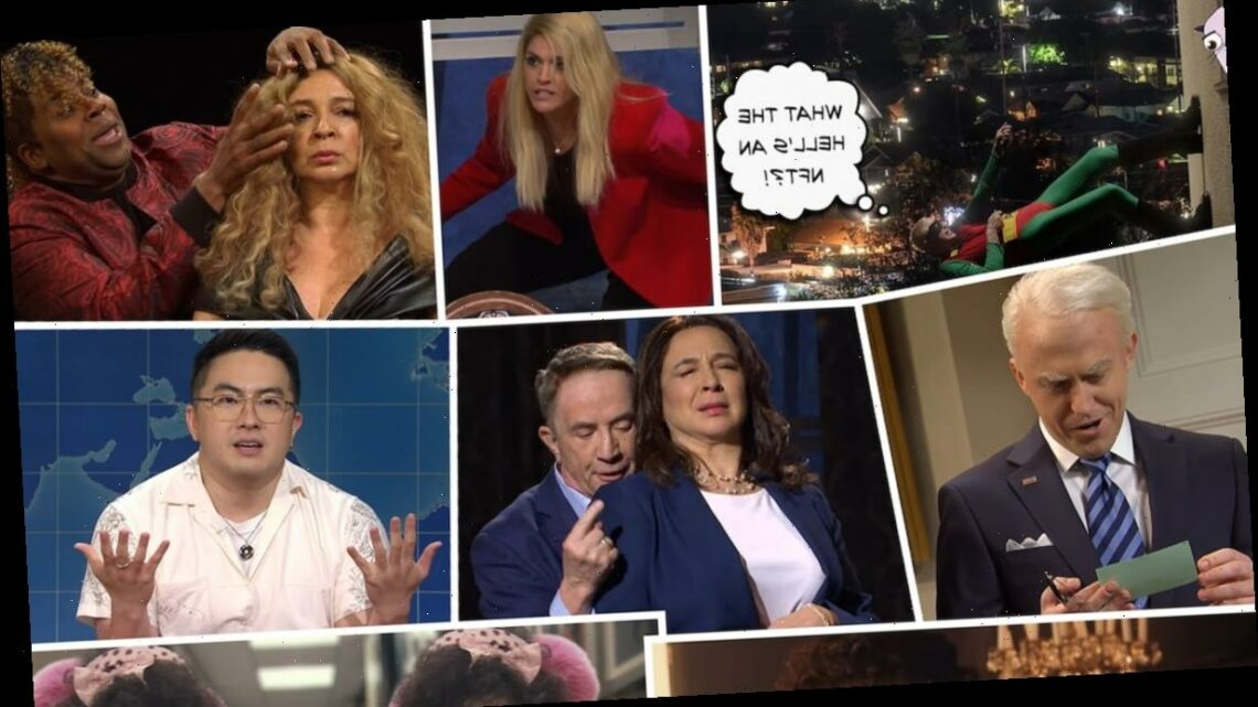 Maya Rudolph SNL Sketches Ranked: Tina Fey, Martin Short and a Message Against Anti-Asian Hate