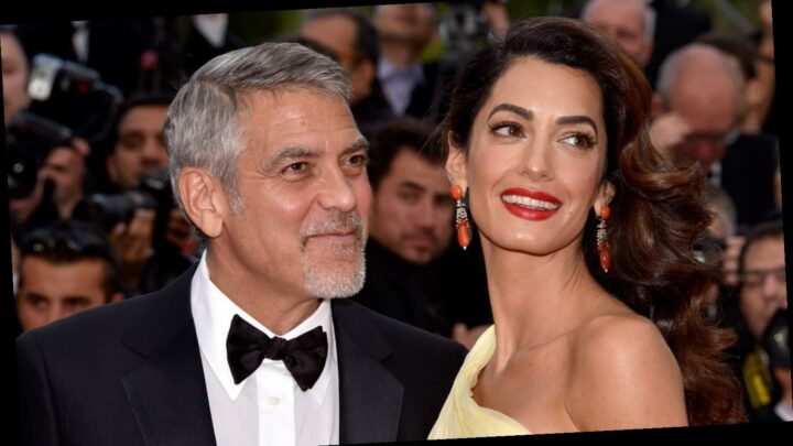 George Clooney's Wife Amal Has Started Watching 'E.R.'