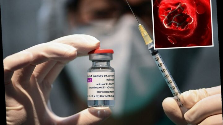 Does the Astrazeneca Covid vaccine cause blood clots?