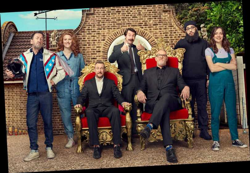 Who's in the cast for series 11 of Taskmaster?