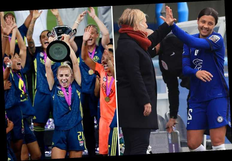 Europa League-type contest for women's game among new ideas floated by European club chiefs