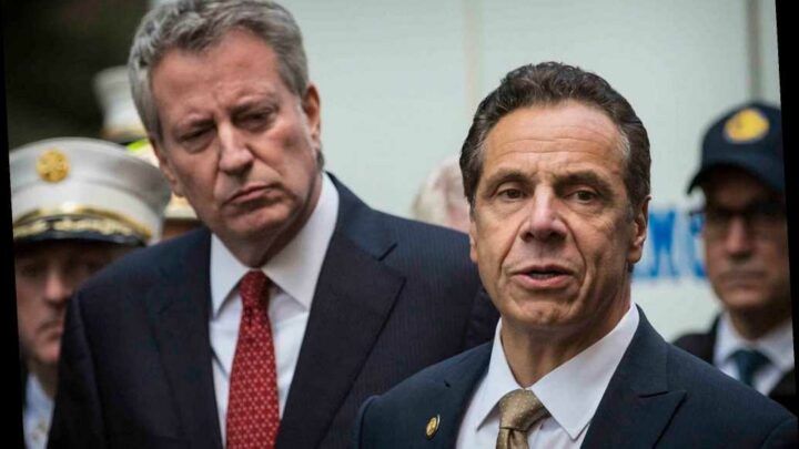 Mayor de Blasio doesn't believe Gov. Cuomo's sexual harassment denial