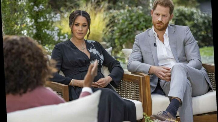 Harry, Meghan to delve into tough royal split in interview