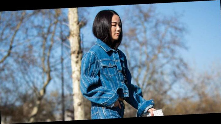 Amazon Shoppers Wear This $36 Oversized Denim Jacket Almost Every Day of the Week
