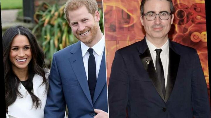 John Oliver's 2018 Comments on Meghan Markle Joining the Royal Family Go Viral Following Oprah Interview