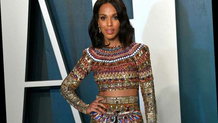 Kerry Washington on Partnering with OPI, the Importance of Supporting Other Women and More